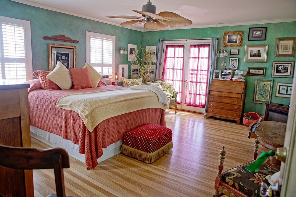 Master Suite - Jerome Bed & Breakfast Suite - The Surgeon's House
