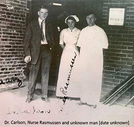 Dr. Arthur Carlson & Nurse