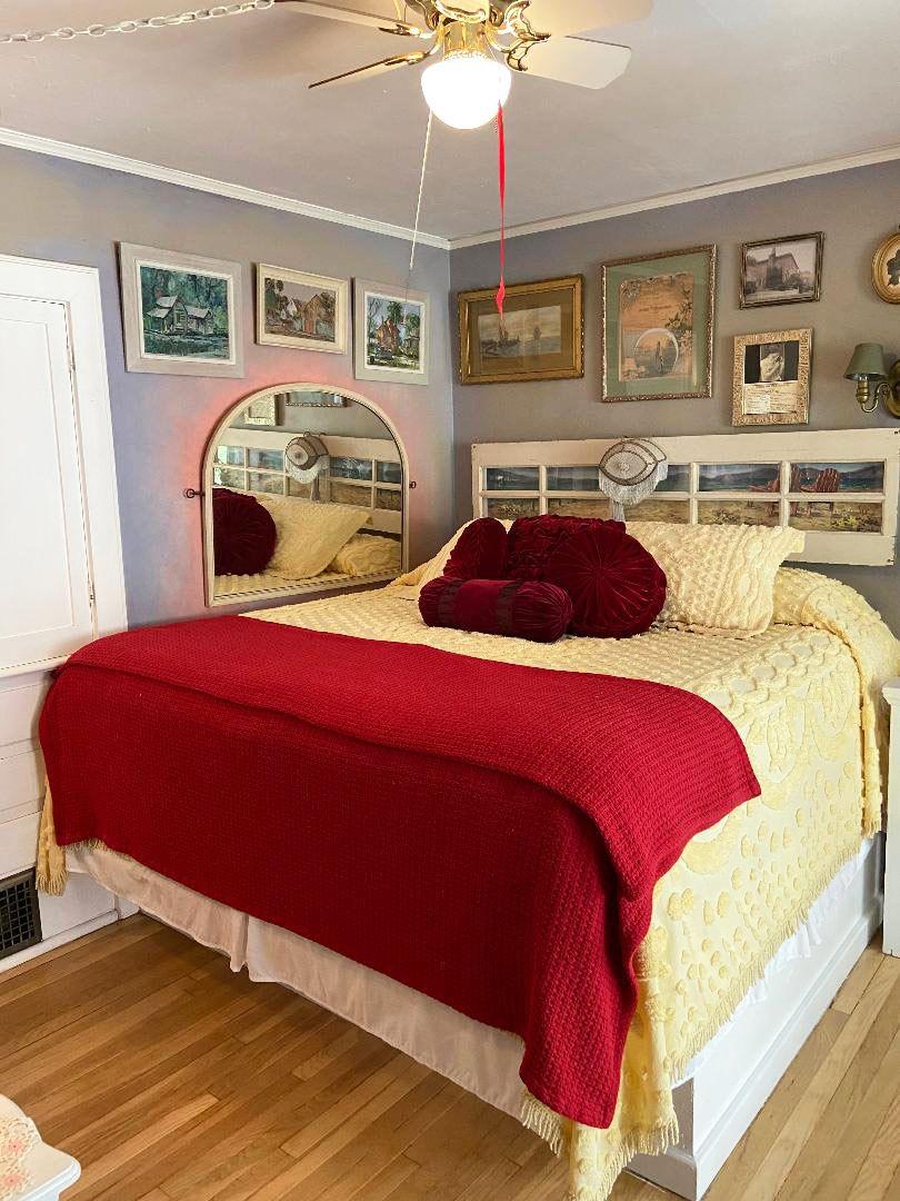 Maid's Suite Back - Sleeps 2
