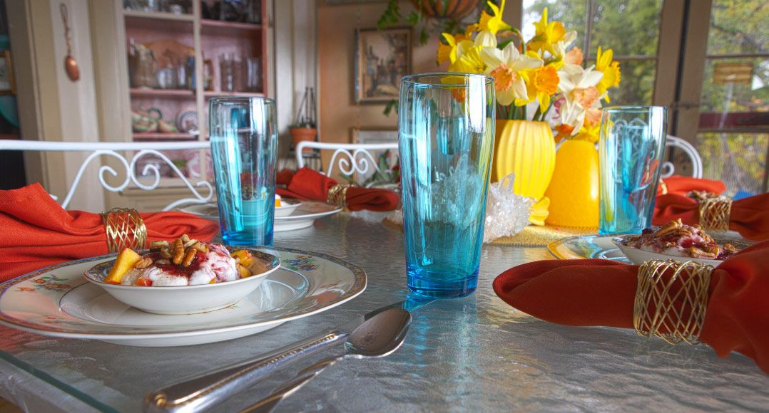 Amazing Breakfasts - Jerome bed and breakfast - The Surgeon's House