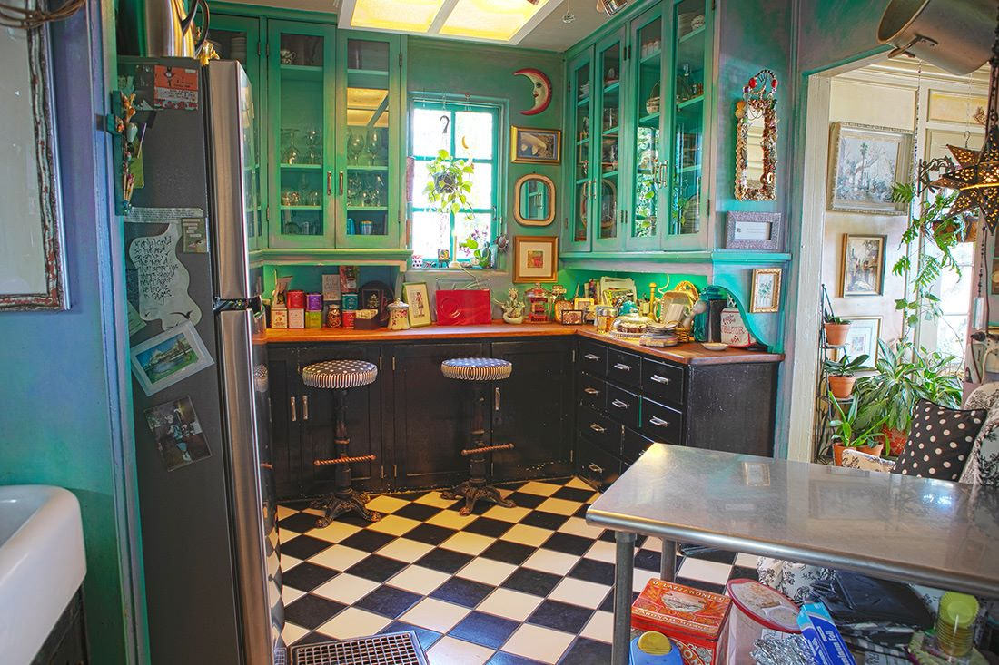 TSH kitchen