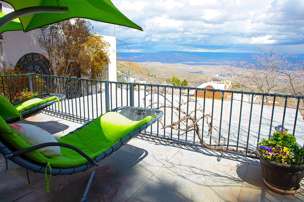 Places to stay in Jerome AZ with views